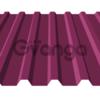 Профнастил стеновой ПС-20 Китай, 0,3мм цветной глянец