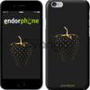 Чехол на iPhone 7 Черная клубника