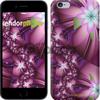 Чехол на iPhone 7 Цветочная мозаика