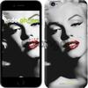 Чехол на iPhone 7 Мэрилин Монро