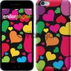 Чехол на iPhone 7 Сердечка 4