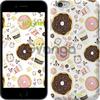 Чехол на iPhone 7 Пончики 25