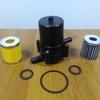 Фильтр тонкой очистки с отстойником SUPERULTRA 370M, вход-выход D 12mm