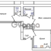 Продается квартира 2-ком 45 м² Левитана