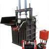 Пресс гидравлический усилие 16 тонн с дыроколом для ПЭТ- бутылки.