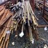 Профильная труба 3 сорт от 15х15 до 60х40 новая, ндл длиной 1.5-3 м