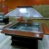 Витрина бу стационарная салат бар бу