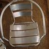 Стулья алюминиевые для летних площадок  б/у
