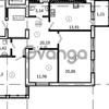 Продается квартира 3-ком 93 м² Калининградский пр-т