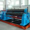 SW11-20X2500 трехвалковые вальцы типа механической симметрии