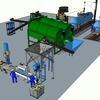 Проект и завод производства буроугольных удобрений на сапропеле