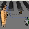 Завод магниевых удобрений из горнопромышленных отходов и сапропеля