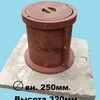 Газовый ковер полимер-композитный