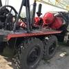 Буровая установка УРБ 2.5 А на базе Зила 131 дизель с инструментои