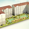 Продается квартира 3-ком 68 м² согласия