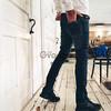 Джинсы LS 2653 на флисе мужские