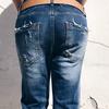 джинсы Replus  0245 PLUS SIZE женские