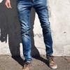джинсы Denim Republic 4968 молодёжка мужские