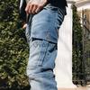 джинсы Denim Republic 4946 джоггеры мужские