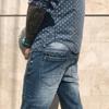 джинсы Franco Marela 43207 мультисезон мужские