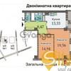 Продается квартира 2-ком 65 м² Гарматная ул.