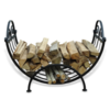 Дровница (подставка для дров, поленница) кованая для камина, мангала