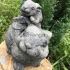 """Садова скульптура """"Кролик""""Код товару 011"""