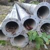 Труба Фрегатная оцинкованная 170 мм, длинна 10 метров,8 штук