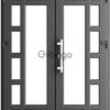Продам дверь металлопластиковую (ПВХ) WDS