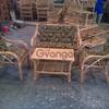 Плетенная ратанговая мебель недорого