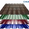 Металлочерепица TM Bulat®. Европейское качество.