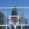 Щит баскетбольный размером 1800х1050 мм, из оргстекла толщиной 10 мм