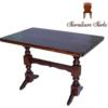 Столы для кафе недорого, Стол 120 x 75 (2 ноги)
