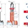 Сверла Freud PC04MD/MS для петельных отверстий  в мебельном производстве