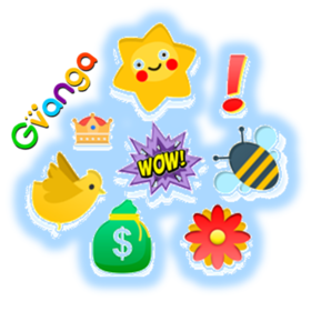 Sell faster with Stickers!