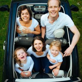 Выбираем автомобиль маме с ребенком